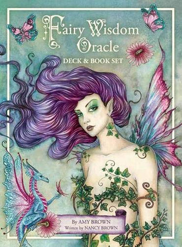 Fairy Wisdom Oracle Deck