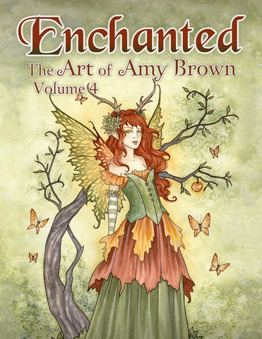Enchanted 4 - cover