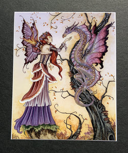 Open Edition Print -  Dragon Charmer