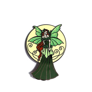 Collectible Pin - Ivy Fairy