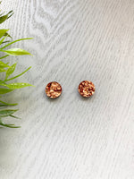 Load image into Gallery viewer, Copper Chunky Glitter - Circles