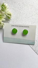 Load image into Gallery viewer, Small Cardstock Resin Studs - Block Colours