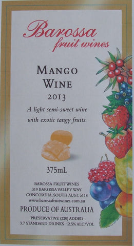 Mango Fruit Wine
