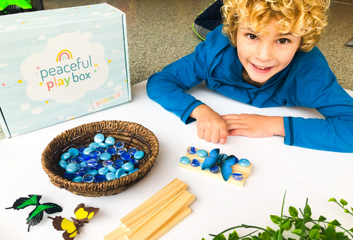 Peaceful Play Box - Save $10 off!