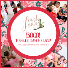 Load image into Gallery viewer, BOGO DANCE CLASS - ONLINE ONLY