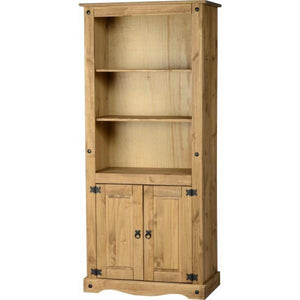 Corona 2 Door Display Unit Bookcase