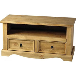 Corona 2 Drawer Flat Screen TV Unit