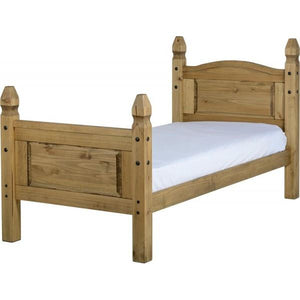 Corona 3ft Bed High Foot End Frame