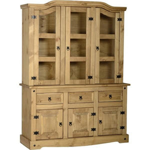 Corona 4ft6 Buffet Hutch