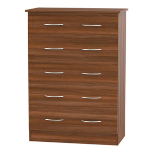 Avon 5 Drawer Chest