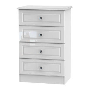 Balmoral 4 Drawer Midi Chest