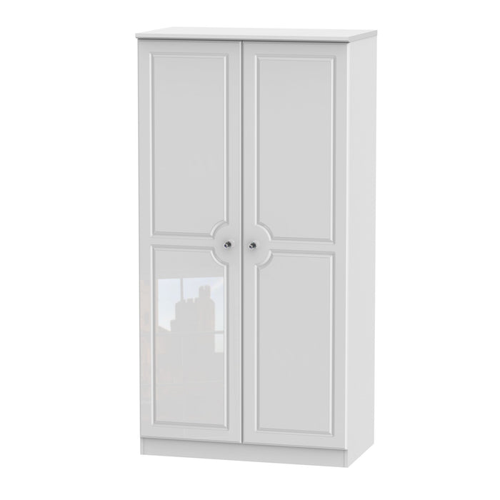 Balmoral 2 Door 3ft Wardrobe