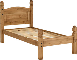 Corona 3ft Bed Low Foot End Frame
