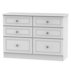 Pembroke 6 Drawer Midi Chest