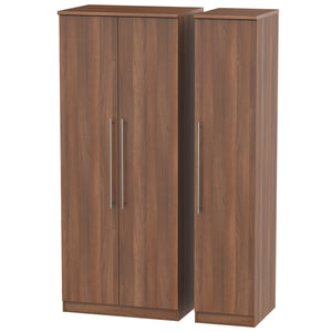 Sherwood 3 Door Wardrobe