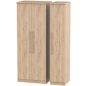 Sherwood 3 Door Tall Wardrobe