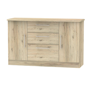 Sherwood 2 Door 3 Drawer Sideboard