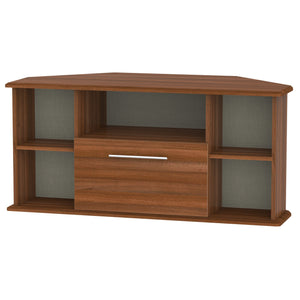 Sherwood 1 Drawer Corner TV Unit