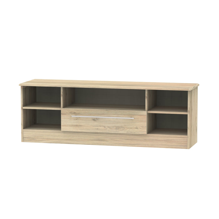 Sherwood 1 Drawer Wide Open TV Unit
