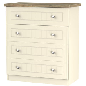 Vienna 4 Drawer Chest