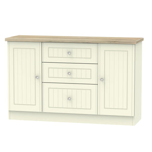 Vienna 2 Door 3 Drawer Sideboard
