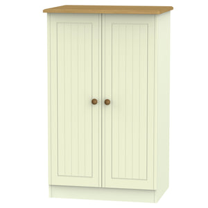 Warwick 2 Door Plain Midi Wardrobe