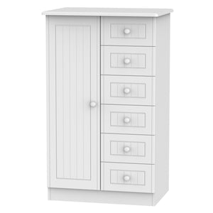 Warwick 1 Door Children Wardrobe