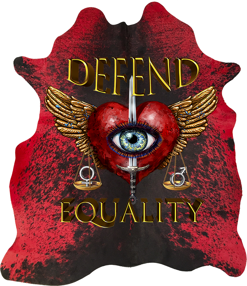 Defend Equality - Currant Red Black Pepper