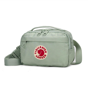 Hip Pack Mini bag Green Mint 2L