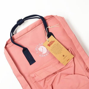 16L Re Backpack Pink / Blue