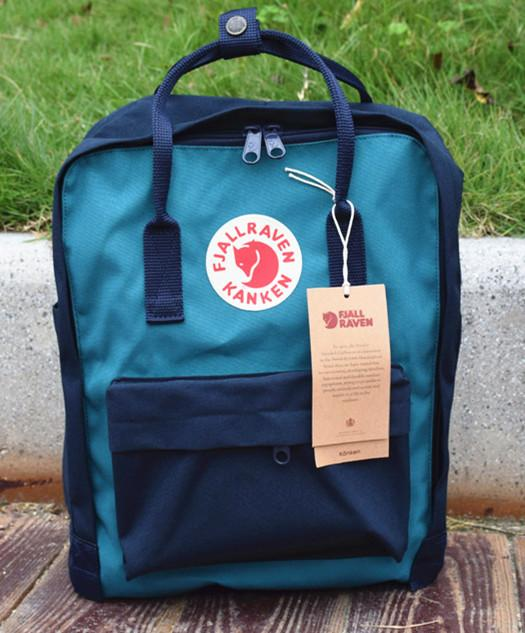 7/16/20L backpack Royal Blue/ Sea Green