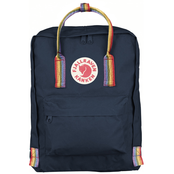 16L Rainbow Backpack Navy