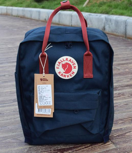 7/16/20L backpack Royal Blue/ Red