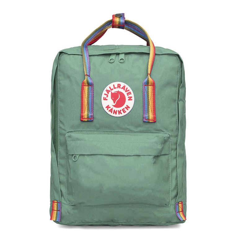 7/16L Rainbow Backpacks- Frost green