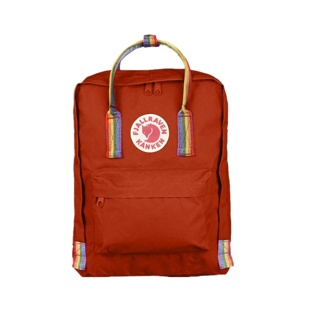 16L Rainbow Backpack Red