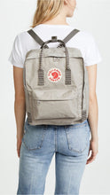 Load image into Gallery viewer, 7/16/20L Classic BackPack Bag Travel Fog Grey