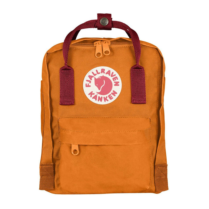7L  Mini Backpack 23561 - Burnt Orange / Deep Red