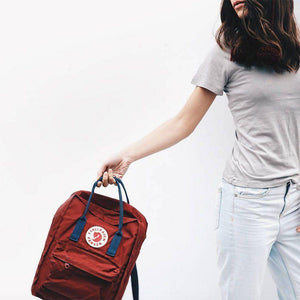 7/16/20L Classic BackPack Travel Ox Red/Blue