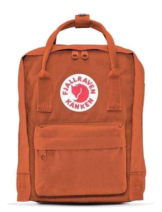 7L Mini Classic Kid's and Youth Backpack in Brick F23561