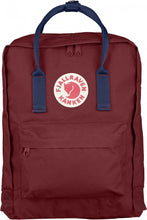 Load image into Gallery viewer, 7/16/20L Classic BackPack Travel Ox Red/Blue