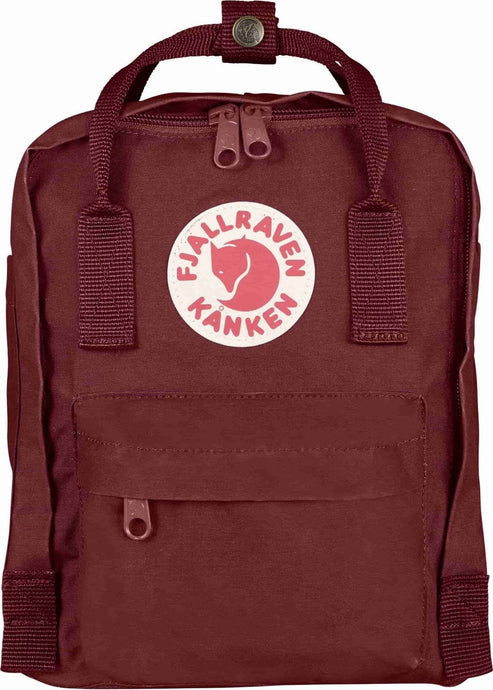 7L/Mini BackPack Brand School Bag Travel Ox Red