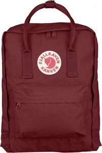 7/16L/20L BackPack School Bag Travel Ox Red