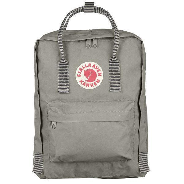 7/16/20L Classic BackPack Bag Travel Fog Grey