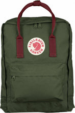 Load image into Gallery viewer, 16L/Classic BackPack Bag Travel Green Ox Red