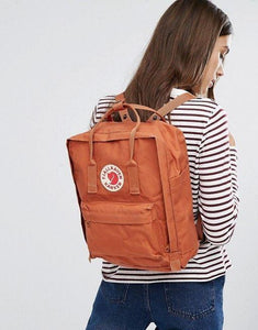 16L/Classic BackPack Travel Brick Orange