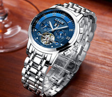 Load image into Gallery viewer, Tourbillon Gala - Men's watch by LIGE - HANDS OV CHRONOS