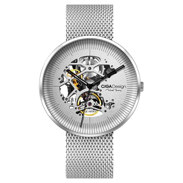 MY Series - Men's Watch by CIGA DESIGN - HANDS OV CHRONOS
