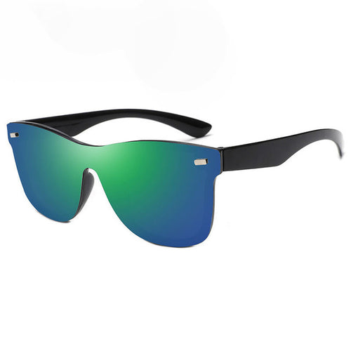 Mirror Retros - Men's Sunglasses - HANDS OV CHRONOS