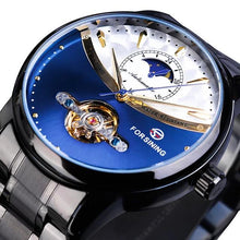 Load image into Gallery viewer, Masters Auto Sport - Men's Watch by Forsining - HANDS OV CHRONOS