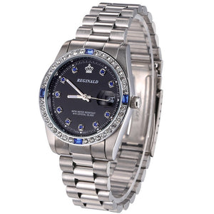 Sapphire Royal - Unisex Men's Watch by Reginald - HANDS OV CHRONOS